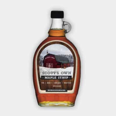 Scout's Own Maple Syrup
