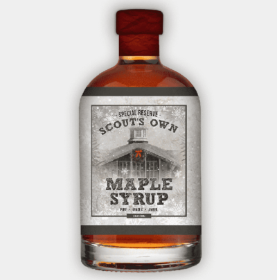 Scout's Own Special Reserve Maple Syrup